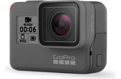 GoPro HERO 6 Video Camera - Black Edition