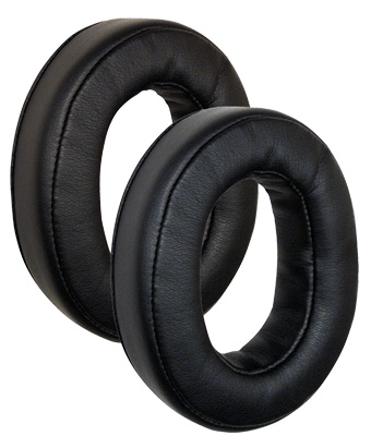 David Clark Leatherette Ear Seals for DC ONE-X / XP
