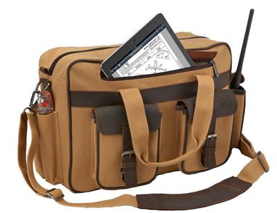 Flight Outfitters Bush Pilot Portfolio Flight Bag