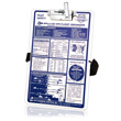 APR Compact Flight Organizer Kneeboard - VFR