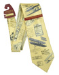The Wright Brothers Silk Tie