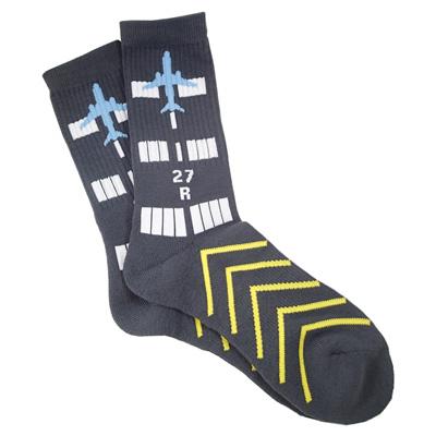 Runway Socks