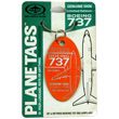 Genuine Southwest Airlines Boeing 737-300 PlaneTag - Tail # N365SW (Orange)