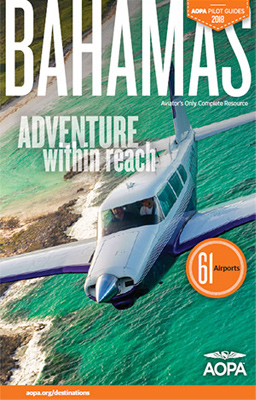 2018 Bahamas Pilot's Guide by AOPA