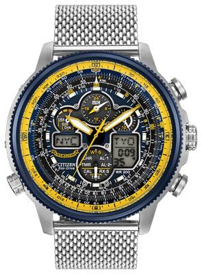 c669afdae6f Citizen Promaster Blue Angels Navihawk A-T Watch JY8031-56L ...