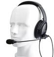 Consumer Stereo Headset to Aviation Converter