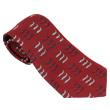 Beechcraft Bonanza Silk Tie - Red