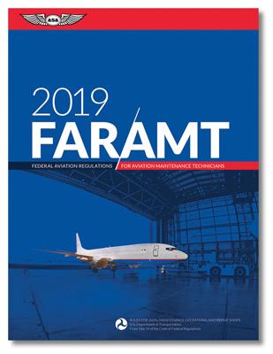 2019 FAR for Aviation Maintenance Technicians - ASA