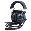Wicom Aviation Headset - Carbon Fiber