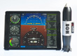 Levil Aviation Broadcasting Outer Module Wireless Instrument Panel