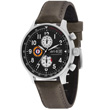 Cockpit Hawker Hurricane Watch Black Face, Brown Strap