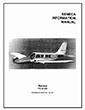 1974 Piper PA-34-200 Seneca Pilot's Information Manual (761-577)