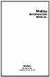 1984-1986 Piper PA-46-310P Malibu Pilot's Information Manual (761-784)