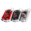 Mycro 400 Lumen White, Red, and Green LED Rechargeable Keychain Light
