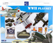 Boeing WWII Military Playset