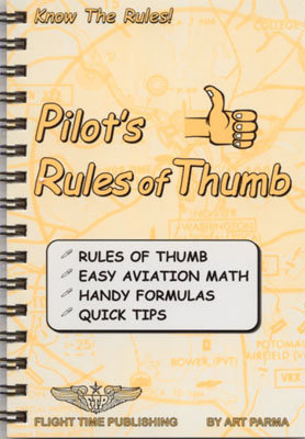 Pilots Rules of Thumb Pocket Guide