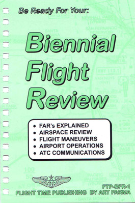 Biennial Flight Review Pocket Guide
