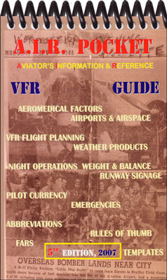 Aviator's Information & Reference Pocket Guide