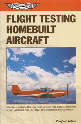 Testing Home Built Aircraft