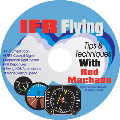 IFR Flying Tips & Techniques (DVD)