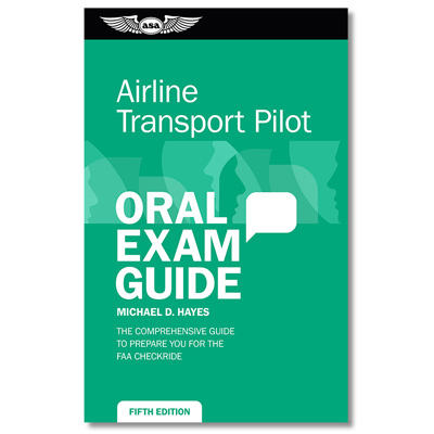 Oral Exam Guide - Airline Transport Pilot