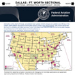 VFR: DALLAS-FORT WORTH Sectional Chart