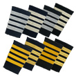 Three Bar Epaulets - First Officer