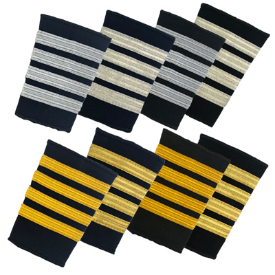 Four Bar Epaulets - Captain