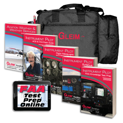 Gleim Instrument Kit with Software