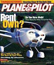 Plane & Pilot Magazine One Year Subscription