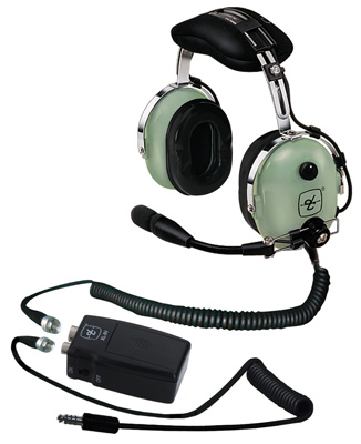 David Clark H10-56HXL  Headset (for helicopters)