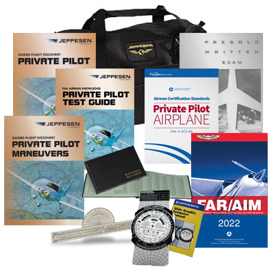 Jeppesen GFD Private Pilot Kit - Part 61