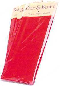 Red Tissue Paper for Gift Bags