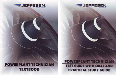 Jeppesen Powerplant Kit