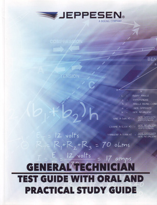 Jeppesen A&P Technician General Test Guide