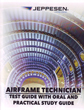 Jeppesen A&P Technician Airframe Test Guide