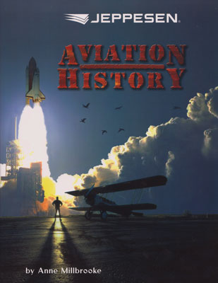 Aviation History Textbook by Jeppesen