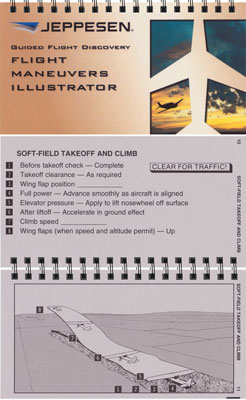 Jeppesen Flight Maneuvers Illustrator