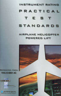 Jeppesen SE Instrument Practical Test Standards