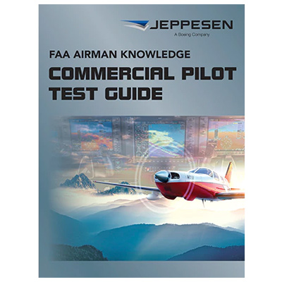 Jeppesen Commercial Airmen Knowledge Test Guide