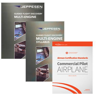 Jeppesen GFD Multi-Engine Kit