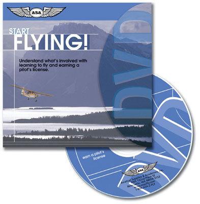 Start Flying!  Dvd
