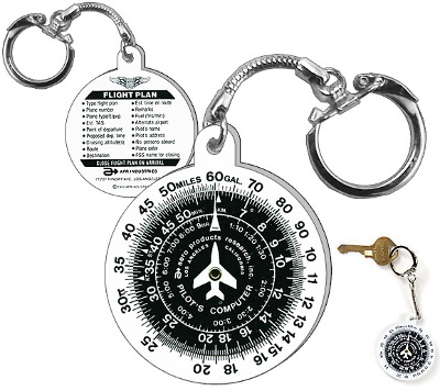 Pilot's Keychain Computer