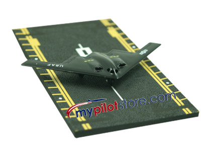 B-2 Spirit Bomber  Hot Wings Die-Cast Airplane