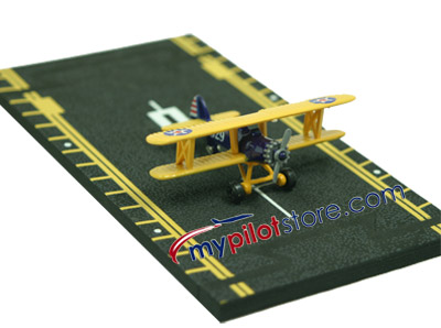 Stearman PT-17 Hot Wings Die-Cast Airplane
