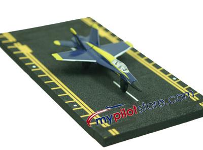 F-18 Hornet Hot Wings Die-Cast Airplane