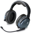 Flightcom Denali II Passive Blue Headset  (Previously Owned)