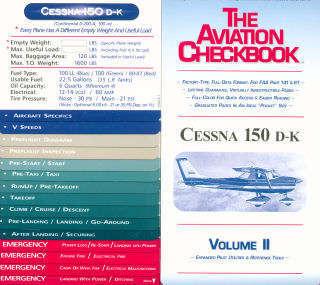The Aviation Checkbook II - Cessna 150 D-K