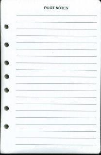 Jeppesen Pilot Notes