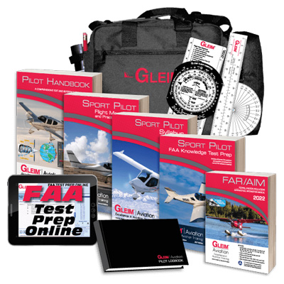 Gleim Sport Pilot Kit With Software